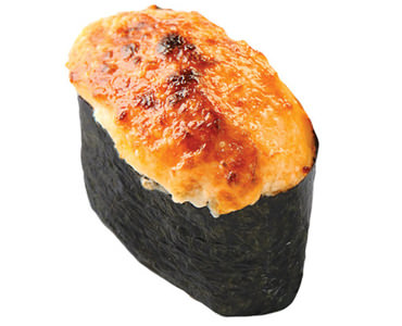 Запеченые суши
